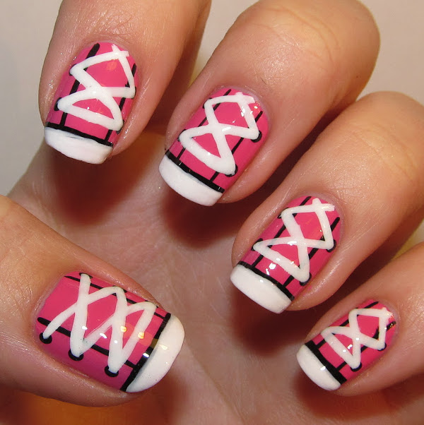 CREATIVE NAIL DESIGN - ShearPerfection