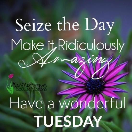 Beautiful Tuesday Quotes and Sayings | 999+ Best ... |Great Tuesday Morning Quotes