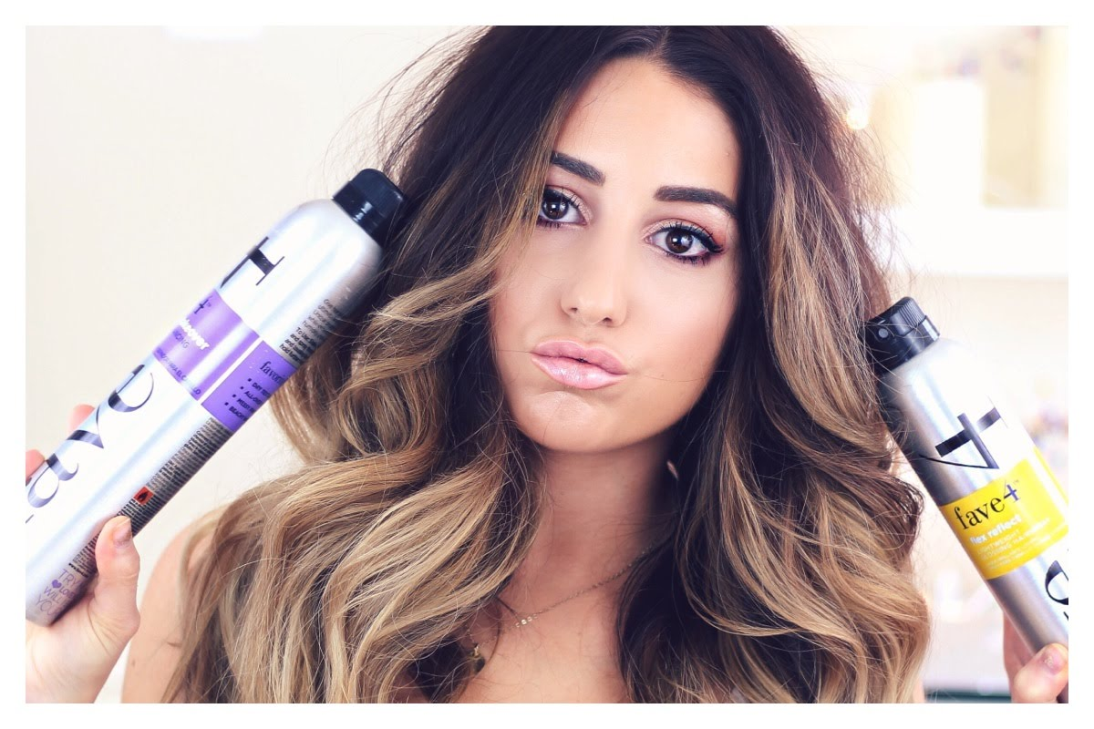 Fave4 Hair Spray S Shearperfection